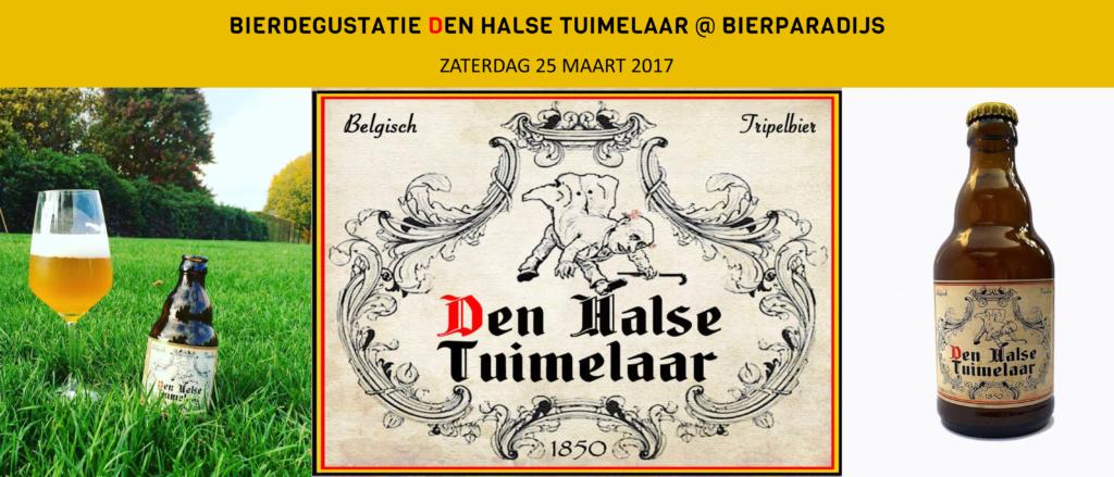 Bierdegustatie Den Halse Tuimelaar Bierparadijs