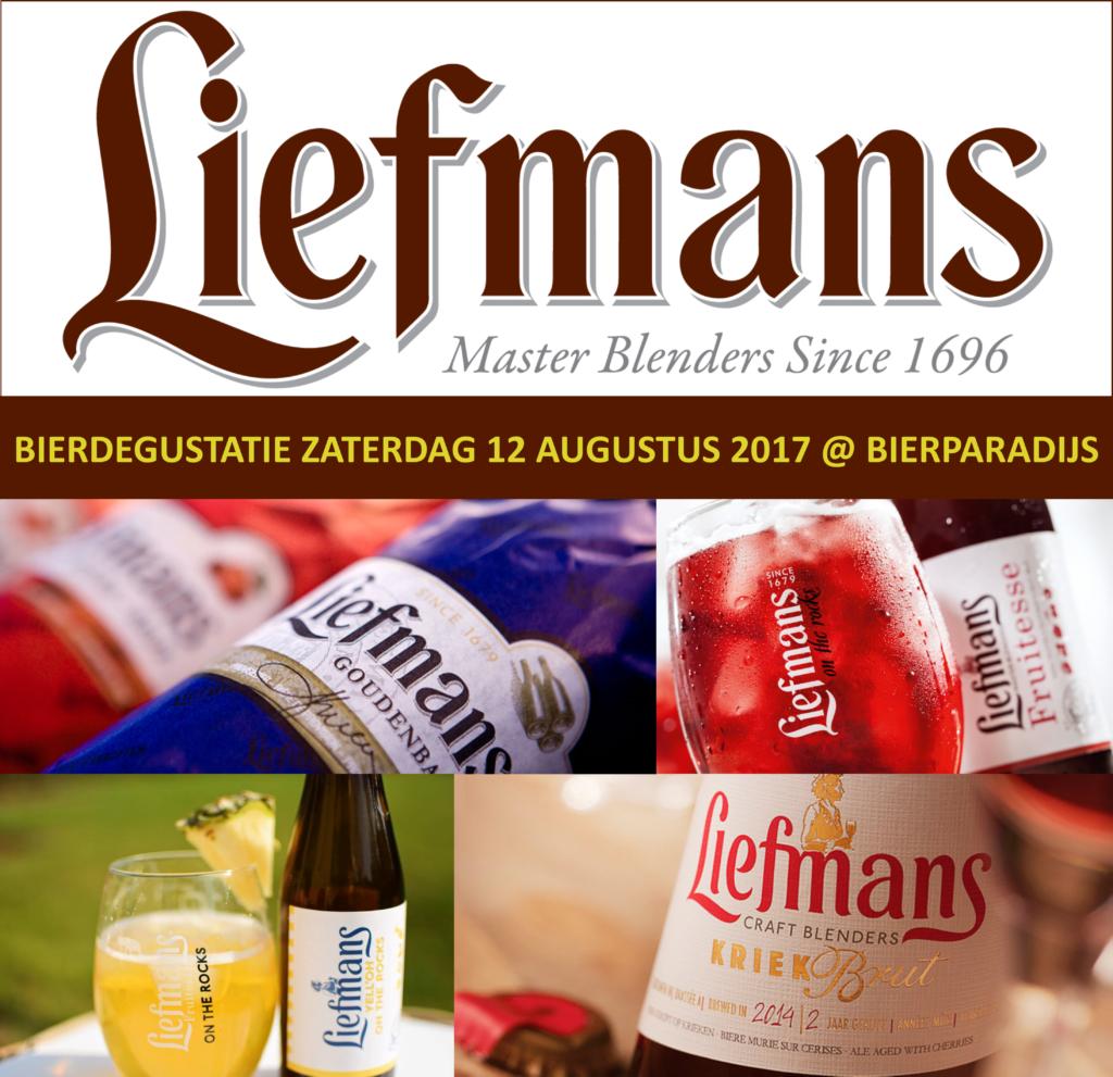 Bierdegustatie Liefmans - Bierparadijs