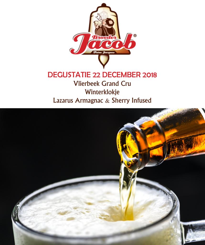 Degustatie Brouwerij Broeder Jacob - Bierparadijs