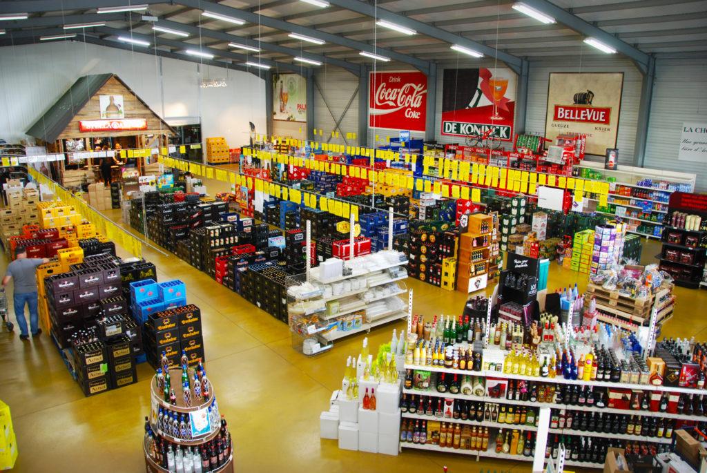 Bierparadijs Prik & Tik - Bierwinkel Meer