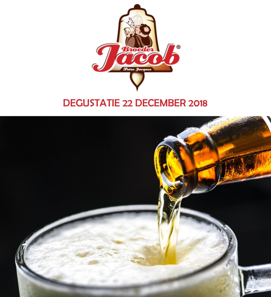 Degustatie Broeder Jacob - Bierparadijs