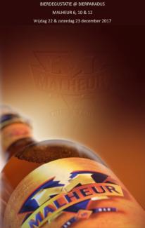 Degustatie Malheur dec2017 Bierparadijs