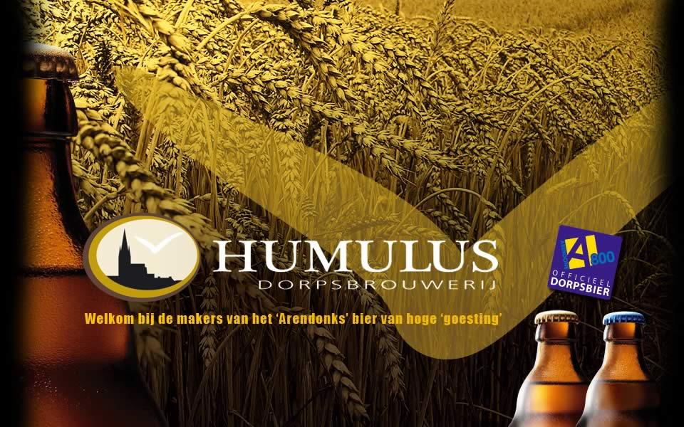 Dorpsbrouwerij Humulus - Brouwerij van de maand - Bierparadijs