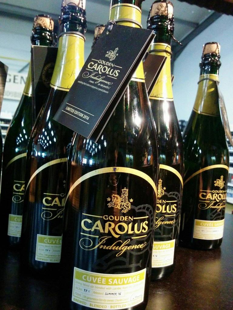 Gouden Carolus Indulgence Cuvee Sauvage Bierparadijs