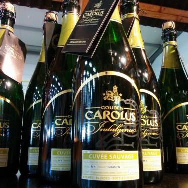 Gouden Carolus Indulgence Cuvée Sauvage