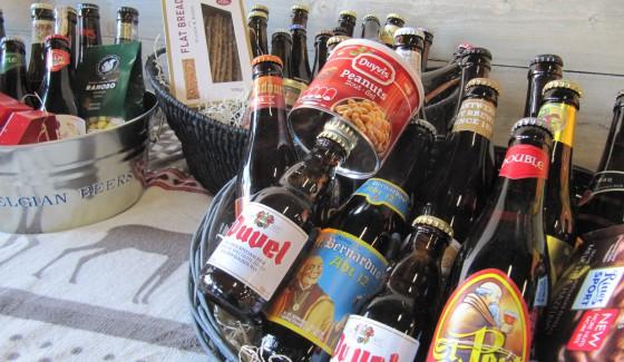 Eindejaarsgeschenken, Biermanden & Cadeaubonnen Bierparadijs