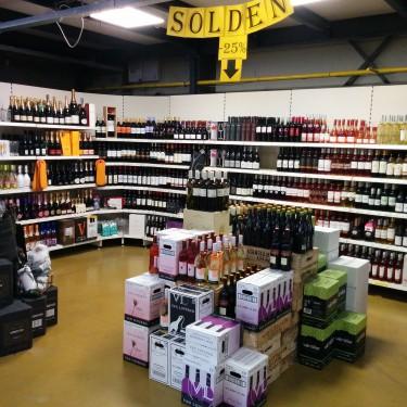 Solden: -25% op wijnassortiment