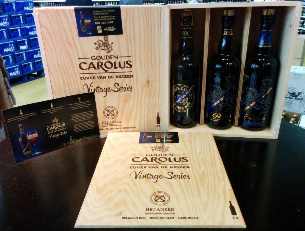 Gouden Carolus Cuvée Van De Keizer Vintage Series Tasting Set - Bierparadijs