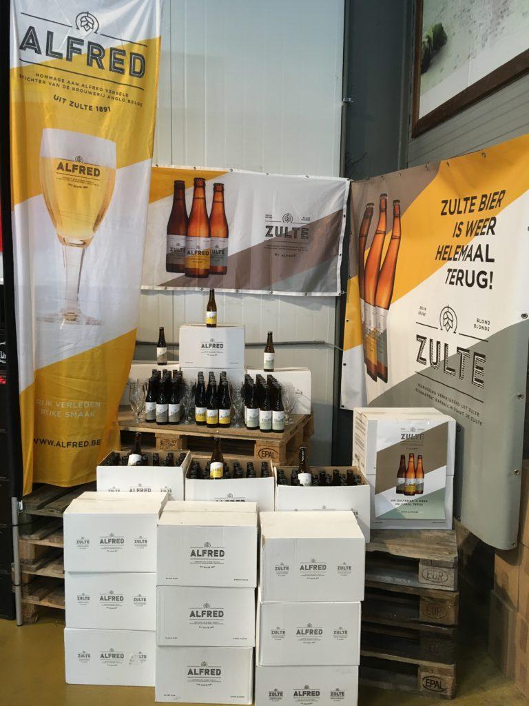 Zulte & Alfred - Bierparadijs