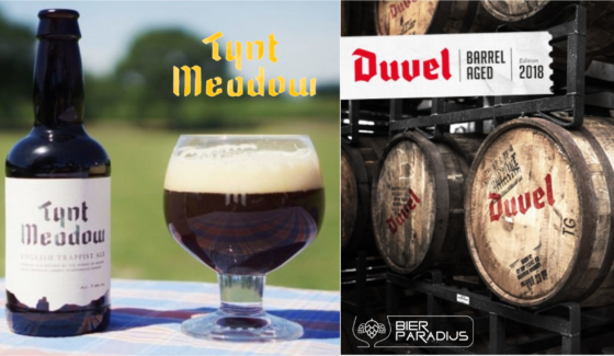 Duvel Barrel Aged 2018 & Tynt Meadow Trappist